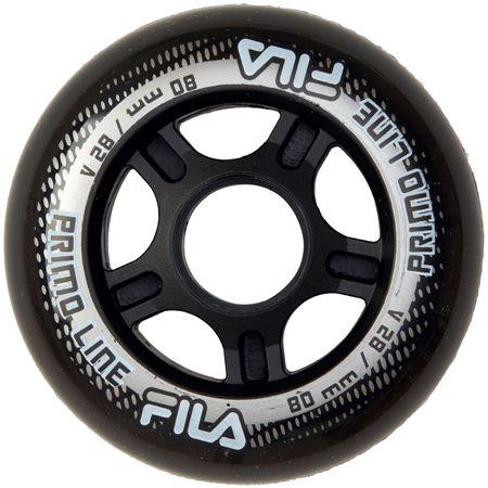 FILA set rezervnih koles Wheels 80Mm/82A Black