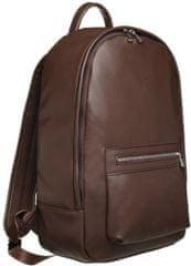 Bobby Black plecak męski brązowy