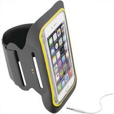 CellularLine športna torbica Armband za telefon, črna