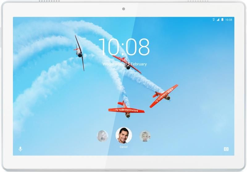 Lenovo Tab M10, 3GB/32GB, LTE, bílý (ZA490089CZ)