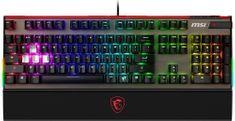 MSI Vigor GK80, Cherry MX Red, US (S11-04US228-HH6)