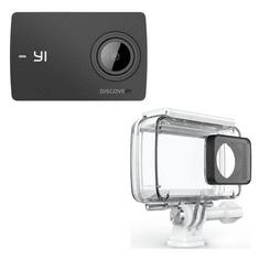 Yi Discovery Action cam + vodotěsný obal