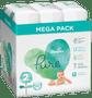 1 - Pampers plenice Pure Protection S2, 117 kosov (3x39 kosov), 4-8 kg