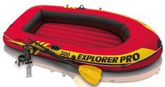 Explorer Pro napihljiv čoln 300, 244x117x36 cm