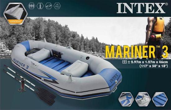 Intex čoln Mariner 3
