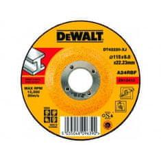 DeWalt rezalna plošča 115x6.3x22.2mm (DT42220Z)