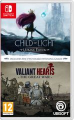 Ubisoft igra Child of Light in Valiant Hearts: The Great War (Switch)
