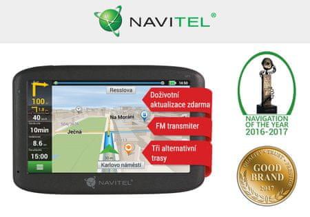 Navitel Navitel MS400, Lifetime