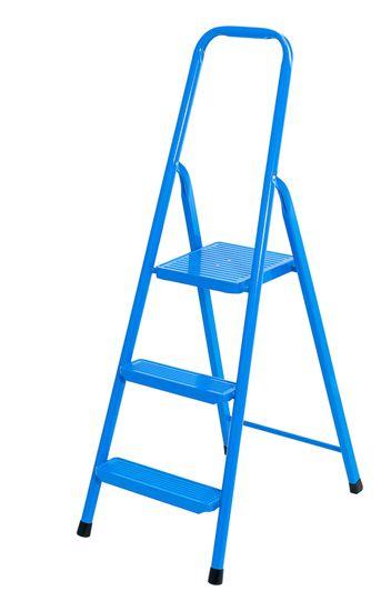 Venbos jeklena lestev 2830 2+1, 150 kg
