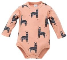 PINOKIO dětské body Happy Llama