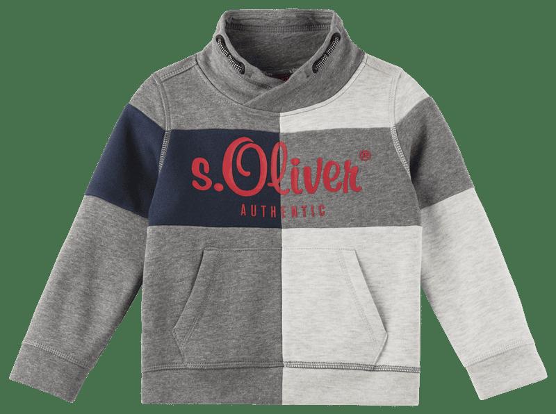 8ccc20199db Oliver chlapecká mikina 104 - 110 šedá