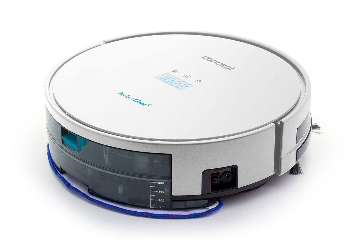 Robotický vysavač Concept VR2000