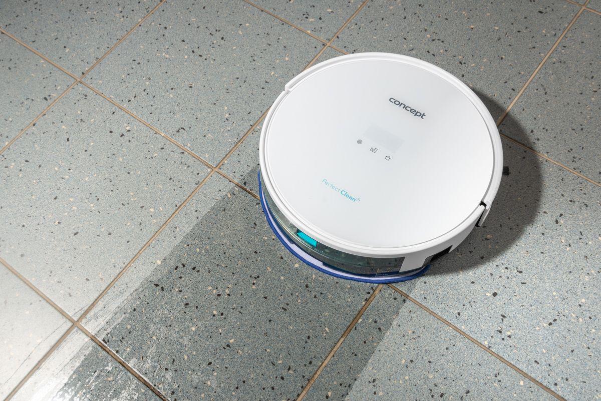 Concept VR2000 rotující kartáče