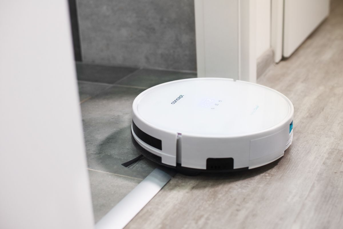 Concept VR2000 gyroskopická navigace