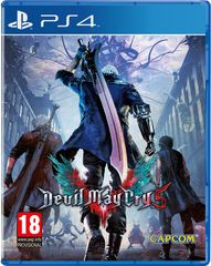 Capcom igra Devil May Cry 5 (PS4) - datum objavljivanja 8.3.2019