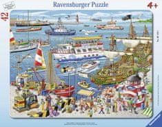 Ravensburger Výletní přístav 42 dílků