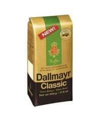 Dallmayr Classic 500 g, zrnková káva