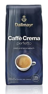 Dallmayr Caffé Crema Perfetto 1 kg, kawa ziarnista