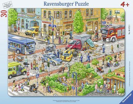 Ravensburger Dopravní situace 30 dílků