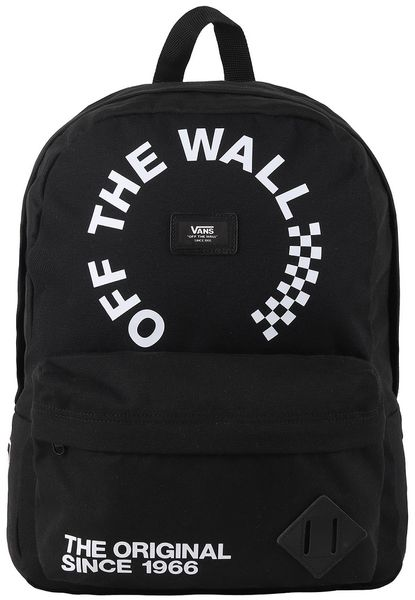 918c777e24 Vans Mn Old Skool II Backpack Black White Che Os Batoh ...