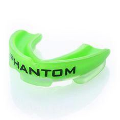 """PHANTOM ATHLETICS Chránič na zuby, """"Impact"""", zelená"""