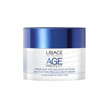 Uriage Age Protect (Multi-Action Peeling Night ) krem na (Multi-Action Peeling Night ) Cream (Multi-Action