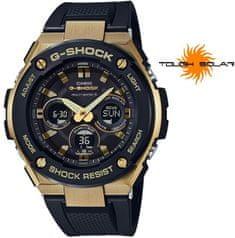 CASIO G-Shock G-Steel GST-W300G-1A9ER Solar Rádiovo riadené