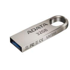 A-Data USB ključ UV310, 32GB, srebrn