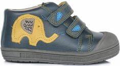 Ponte 20 chlapecké kožené boty