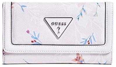 Guess Dámska peňaženka Factory Women`s Braelynn Floral-Print Slim Wallet Floral
