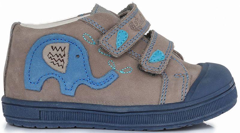 05a0f2af375 Ponte 20 chlapecké kožené boty 23 světle hnědá