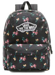 Vans Wm Realm Backpack Satin Floral Os