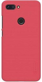 Nillkin Super Frosted Zadní Kryt Red pro Xiaomi Mi 8 Lite 2441854
