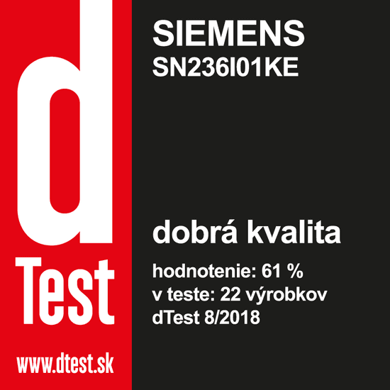 Siemens SN236I01KE