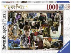Ravensburger Harry Potter Voldemort 1000 części