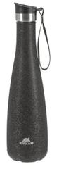 RivaCase vakumska termovka 90361BKC, 0,5 l, črna
