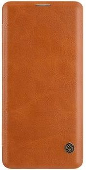 Nillkin Qin Book Pouzdro Brown pro Samsung Galaxy S10 2442883