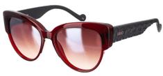 Liu.Jo női piros napszemüveg
