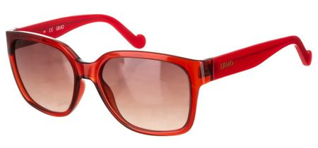 Liu.Jo dámské červené sluneční brýle