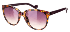 Liu.Jo dámské vínové sluneční brýle