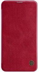 Nillkin ovitek Qin Book Red za Samsung Galaxy S10 Lite 2442888