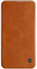 Nillkin ovitek Qin Book Brown za Samsung Galaxy S10 Lite 2442889