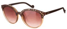 Liu.Jo dámské hnědé sluneční brýle