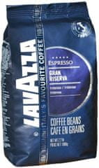 Lavazza Gran Riserva 1 kg, zrnková káva