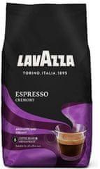 Lavazza Espresso Cremoso 1 kg, zrnková káva