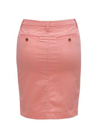 ca8e605e693 Gant růžová sukně s kapsami S