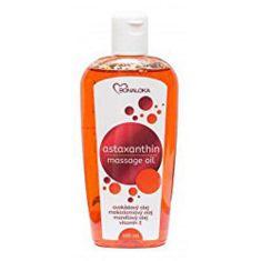Bonaloka Zvláčňující masážní olej s astaxanthinem 300 ml
