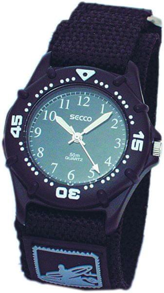 Navod na hodinky secco levně  218cd55892