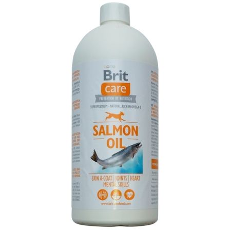 Brit Care lososový olej 1 l