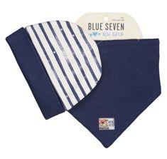 Blue Seven chlapecký set čepičky a šátku